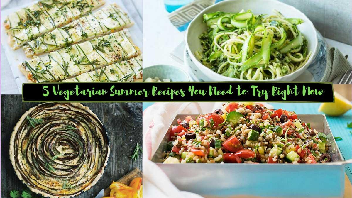 best vegetarian summer recipes easy guide https://organicgardeningeek.com