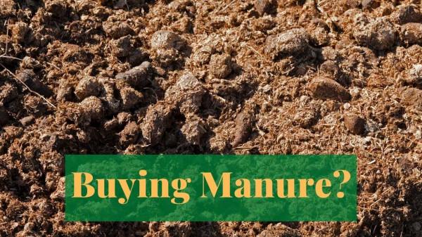 Buying the best manure for your vegetable garden? https://organicgardeningeek.com