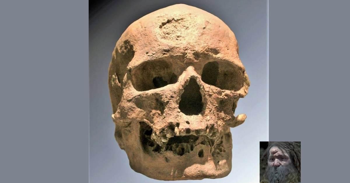 Mans skull 28 thousand years ago https://organicgardeningeek.com